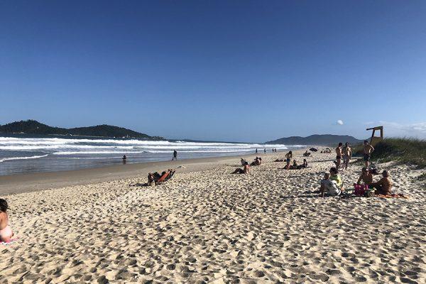 Praia Campeche _ Florianópolis
