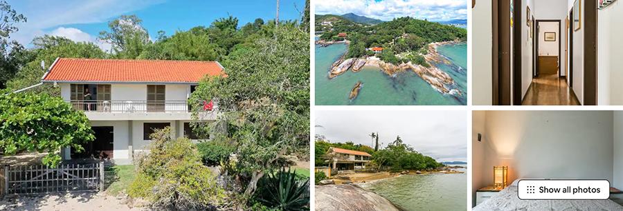Casas para alugar Porto Belo