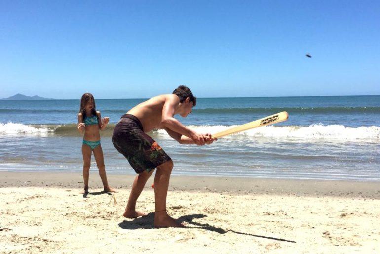 As praias de Balneário Camboriú
