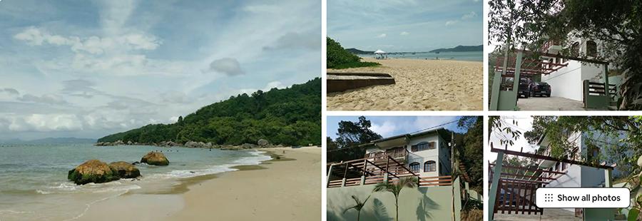 Casas para alugar em Porto Belo