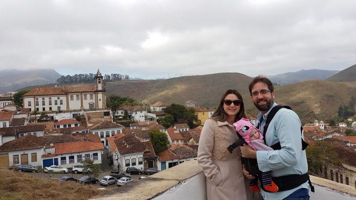 Ouro Preto com Bebês